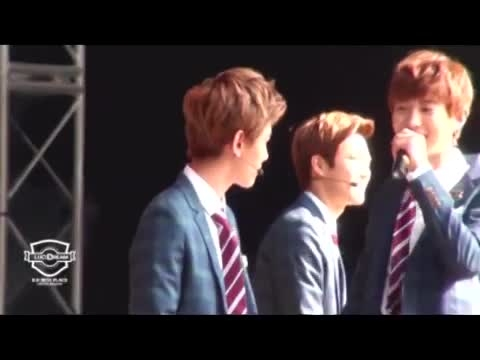 exo baekhyun funny and cute moments