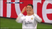 گل سوم رئال مادرید مقابل تایر مونیخ (کریستیانو رونالدو)