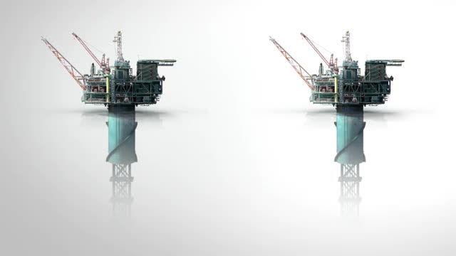 دکل نفتی هوشمند