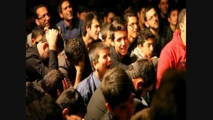 شهادت امام هادی هیئت حسین جان ع قزوین94سیدمهدی میرداماد