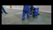 اسکرابر شارژی- شوینده کف- زمینشور- کف ساب- نظافت صنعتی