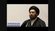 سخنرانی حاج سید علی خمینی یادگار امام راحل