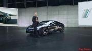 بررسی کامل سوپر خودروی جدید بی ام و - BMW i8