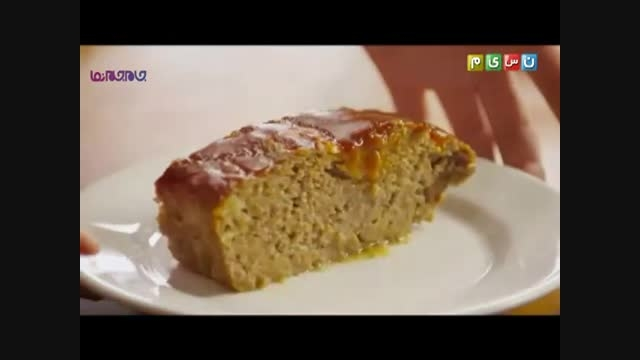 خوراک گوشت ساده_آموزش آشپزی+فیلم کلیپ گلچین صفاسا