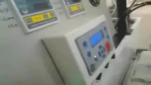 خط تولید فیلتر هوا