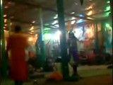 فیلم بخش پسر حر در تعزیه حر خمین 91