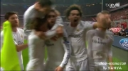 گل دوم رئال مادرید به بایرن مونیخ(بازی برگشتی)