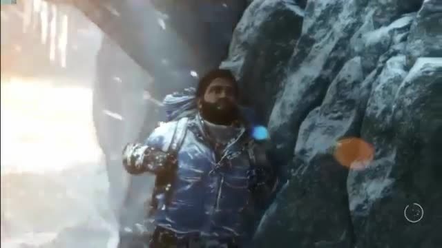 تریلر گیم پلی Rise of the Tomb Raider- E3 2015