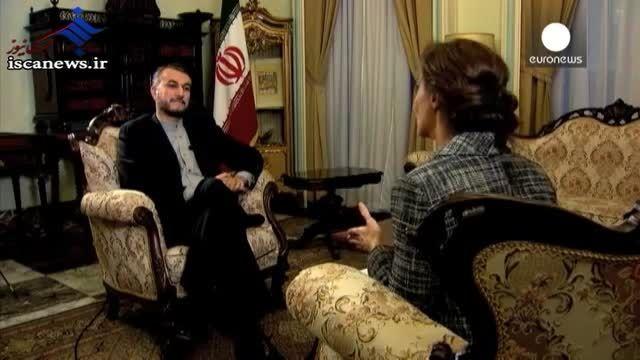 گفتگو با معاون وزیر خارجه در مورد حضور نظامی در سوریه