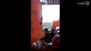 شعار های جنبش دانشجویی استان بوشهر بعد از نماز جمعه