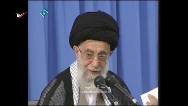 سخنرانی مهم رهبری در روز عید مبعث