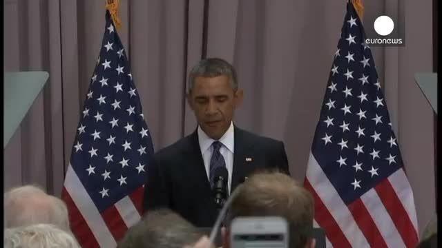اوباما: اشتباه نتانیاهو در مورد توافق هسته ای با ایران
