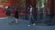 گیتار زدن شاهرخ خان برای فیلم i see you