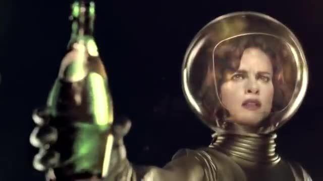 قطره؛ تبلیغ جالب نوشیدنی Perrier