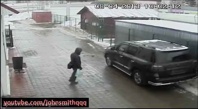 صحنه ترور در روسیه(ایست نگاه)