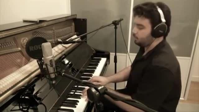 "♫کاور پیانوی قطعه ی ""تاوانِ"" احسان خواجه امیری"