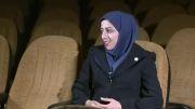 فیلم مصاحبه با خانم حیدری کارشناس سازمان جوانان هلال احمر
