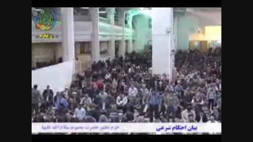 احکام شرعی - احکامی پیرامون نماز جماعت