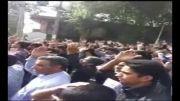 یزدان نیوز: مراسم تشییع پیکر حاج حسین سعادتمند