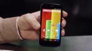 شبکه برگ ریز: ویدیویی کوتاه از کار کردن با تلفن هوشمند Moto