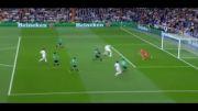 دو گل فوق العاده توسط رونالدو