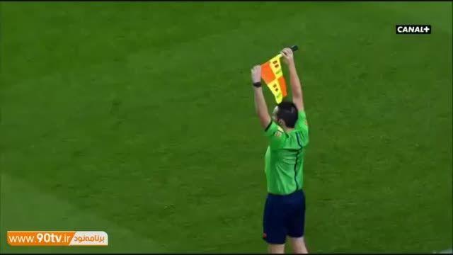 خلاصه بازی: بارسلونا ۳-۱ ویارئال