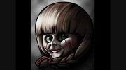 عروسک آنابل در پارک وحشت.