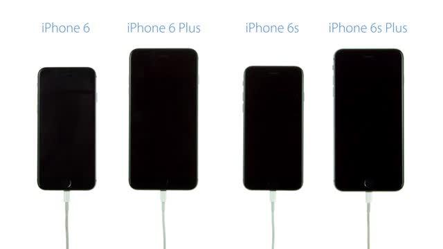 تست سرعت بوت آیفون 6s و 6s Plus در مقابل 6 و 6Plus
