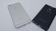 Galaxy Note 4 vs iPhone 6 Plus - Camera Comparison