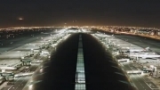 ترافیک فرودگاه دوبی