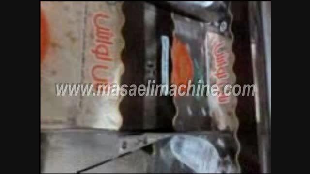 دستگاه بسته بندی نان پیتزا- بسته بندی نان