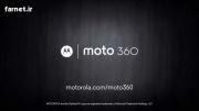 ساعت هوشمند Moto360 موتورولا با سیستم عامل Android Wear