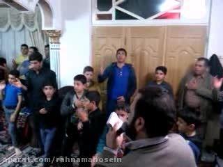 سینه زنی حضرت علی اصغر(ع)/کربلایی یوسف لاطف