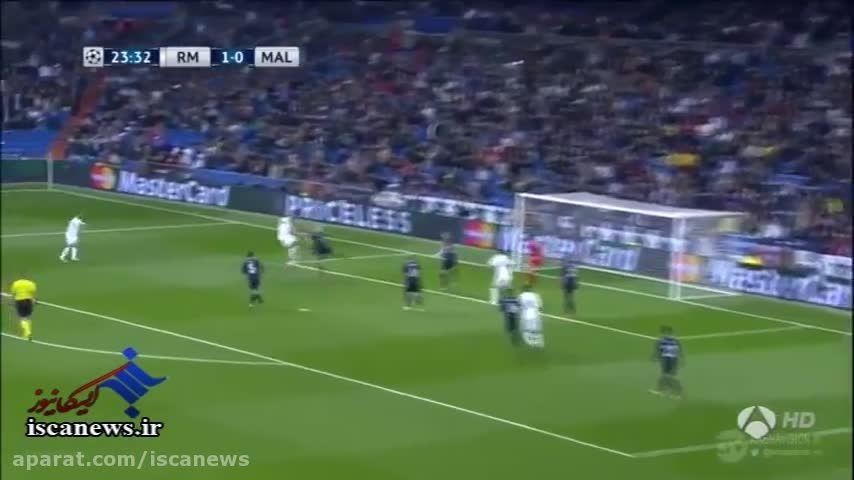 خلاصه بازی : رئال مادرید 8 - 0 مالمو