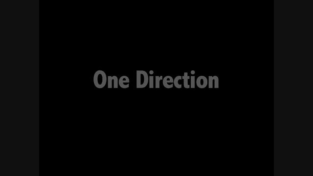 Made In The A.M- 1 Day to go