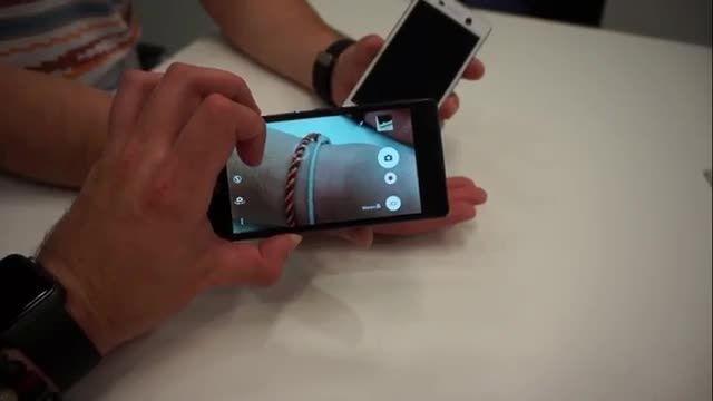 تست دوربین 20 مگاپیکسلی Sony Xperia M5