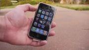 iPhone 6 Plus vs 6 vs 5S.5C.5.4S.4.3GS.3G.2g_Drop test