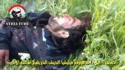 کشته شدن یک تروریست