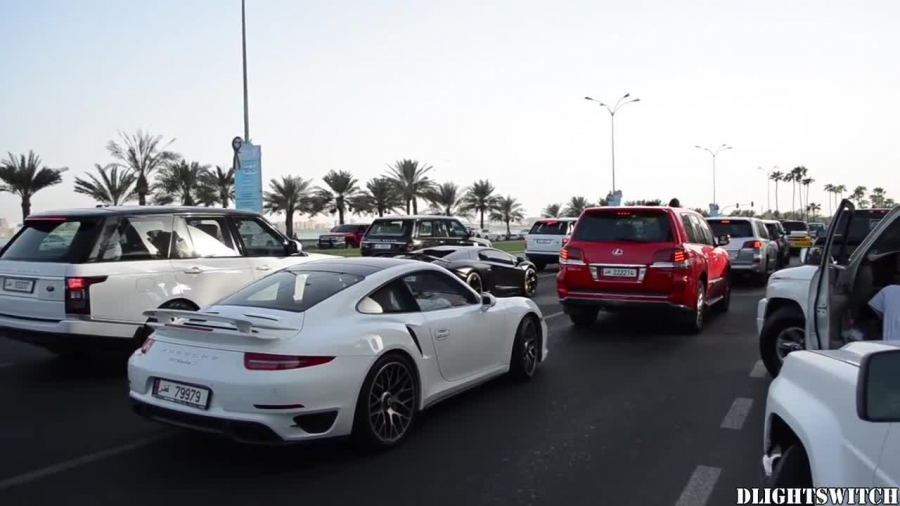 خودرو های لوکس قطر HD