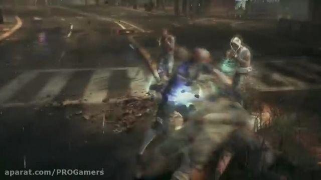 بازی بعنوان The Joker در بازی Batman:Arkham Knight