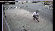 قتل وحشتناک در خیابان...