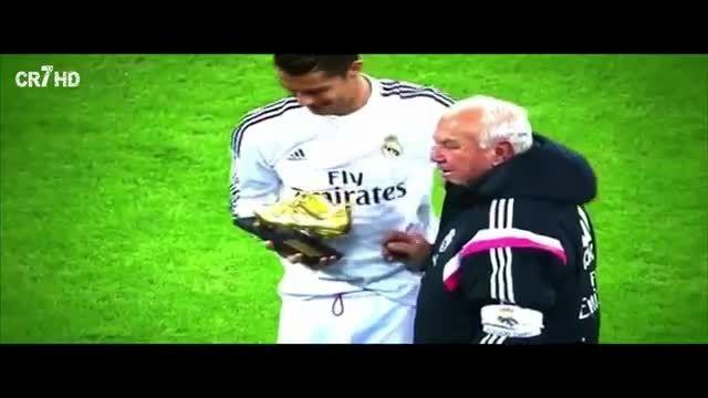 برترین گل ها و حرکات کریستیانو رونالدو 2015
