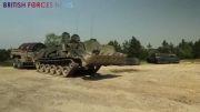 تانک غول پیکر 32 تنی با کنترل از راه دور