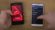 مقایسه Sony Xperia Z1 compact و Samsung Galaxy S4