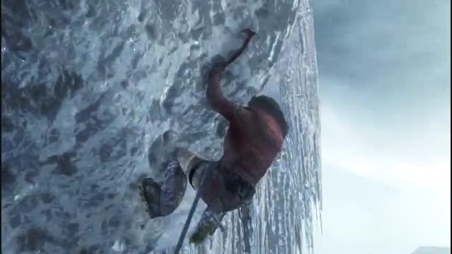 گیم پلی بازی Rise of the Tomb Raider نسخه XBOX 360