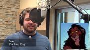 اجرا اهنگ لت ایت گو با صدای شخصیت های کارتونی