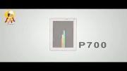بررسی تبلت پی 700-hyundai p700 3g