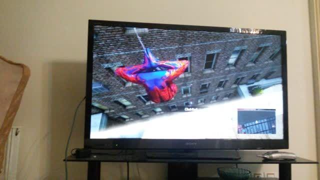 سوتی۱ بازی مرد عنکبوتی شگفت انگیز 2