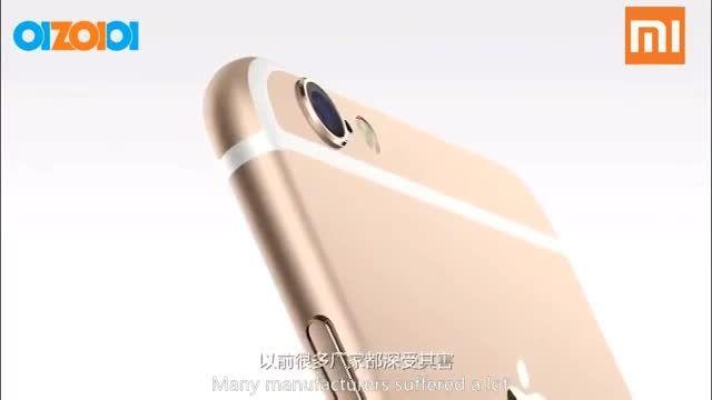 تست مقاومت  موبایل شیائومی Xiaomi