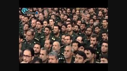 صحبت های عوامانه آقای روحانی و صحبت های صریح رهبری